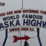 TAKING THE ALASKA HIGHWAY