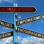 Leadership gives direction