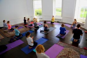 Whole Yoga Class