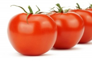 Lycopene rich tomatoes