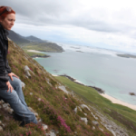 ISLE OF HARRIS; CLIMBING CHAIPAVAL