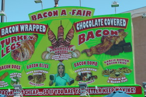 San Diego Bacon A Fair