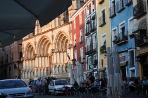 P-Cuenca main square-Spain