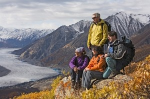 A genuine bucket-list stop: the Observation Mountain, Kaskawulsh Glacier at Kluane National Park. Photo: Government of Yukon/Fritz Mueller