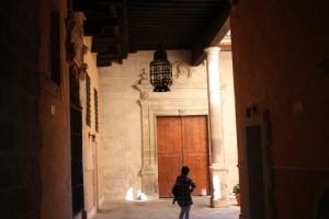 Dark alleyways