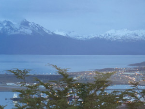 Ushuaia mountains