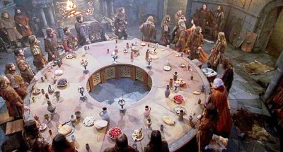 Round Table Round Table. Fig 5.3 King Arthur ...