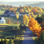 THE EASTERN TOWNSHIPS, QUEBEC