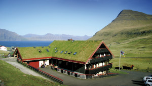 Gjaargardur, Faroe Islands