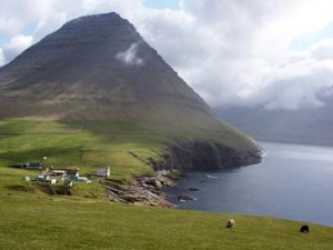 Beautiful landscape, Faroe Islands