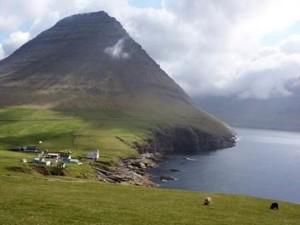 Beautiful landscape, Faroe Islands
