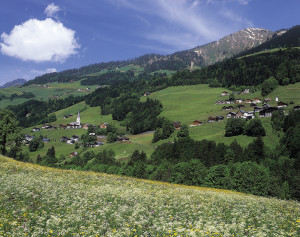 Großes Walsertal-Austria