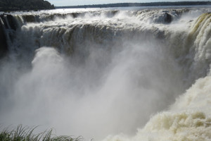 Devils throat, Iguazu Waterfall