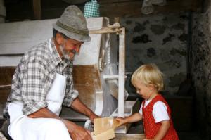 Organic breadmaking