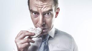 P-man-eating
