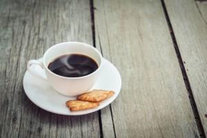 Caffeine laden coffee