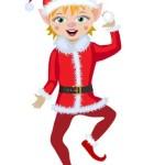 Xmas party elf