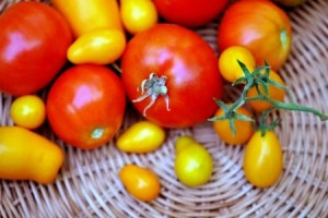 Healthy Eating - tomatoes