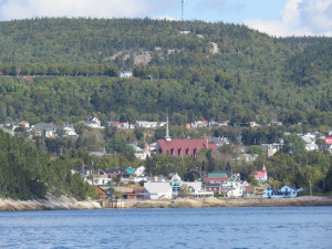 View at St Lawrence, Quebec
