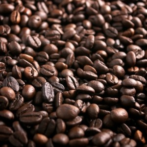 Coffee contains the stimulant caffeine