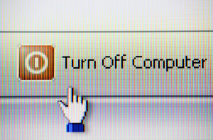 Turn off your computer