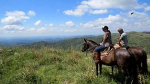 Estancia horse riding