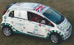 Gordon Foat motorsport