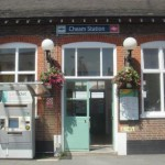 VEGAN IN CHEAM VILLAGE