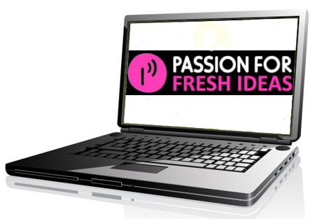 P-author-laptop with pftp logo