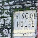 Deception Island House Sign