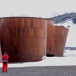 Oil vats