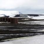 Ruins in Antarctica
