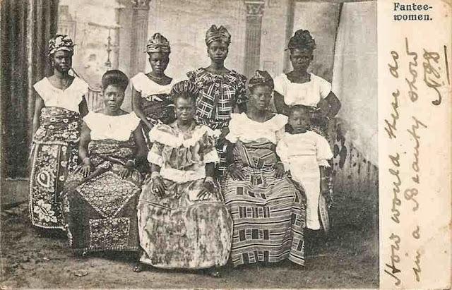 Ghana_women_B&W