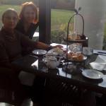 AFTERNOON TEA AT CANNIZARO HOUSE