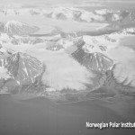 OLD AERIAL PHOTOS & GLACIER CHANGE