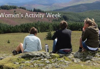 LAKE DISTRICT WOMEN'S ACTIVITY WEEK